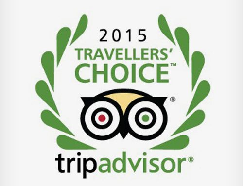 Trip Advisor Traveller's Choice 2015
