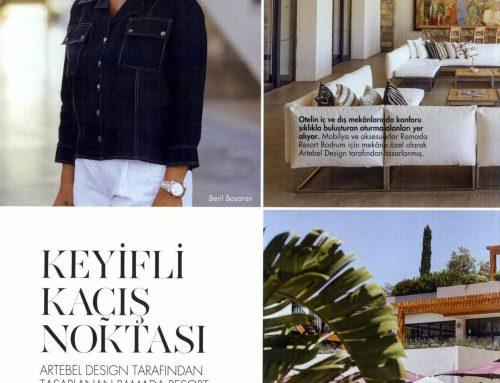 Marie Claire Maison – Keyifli Kaçış Noktası 01 (Ekim 2017)