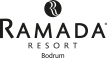 Ramada Resort Bodrum Sticky Logo